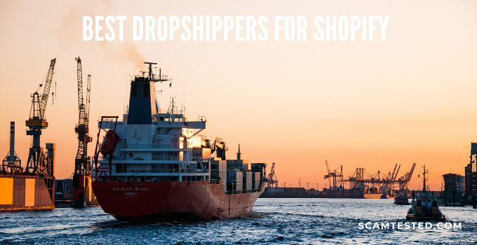 Best Dropshippers For Shopify