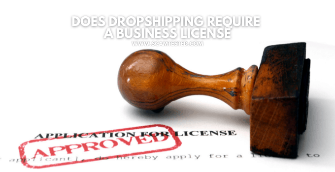 Does Dropshipping Require A Business License