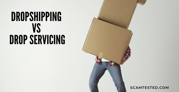 Drop Servicing Vs Dropshipping