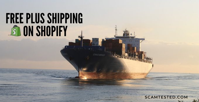 Free Plus Shipping on Shopify