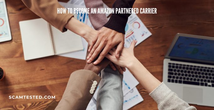 How to Become an Amazon Partnered Carrier