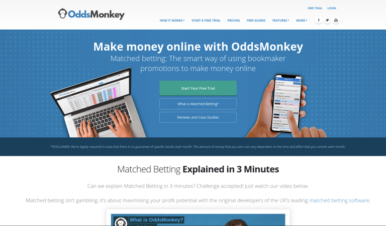 Pure profit matched betting review horse betting systems australia post