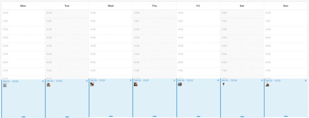 Followplanner Post Schedule